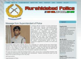 Murshidabadpolicewb.gov.in thumbnail