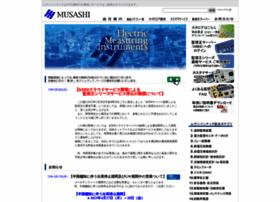 Musashi-in.co.jp thumbnail