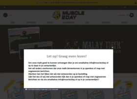 Muscle2day.nl thumbnail