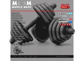 Musclemass.ae thumbnail