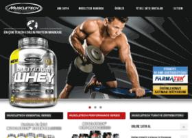Muscletech.gen.tr thumbnail