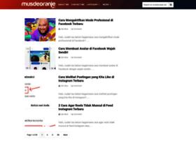 Musdeoranje.net thumbnail