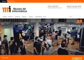 Museodeinformatica.org.ar thumbnail