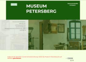 Museum-petersberg.de thumbnail