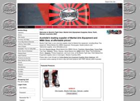Mushinfightgear.com.au thumbnail
