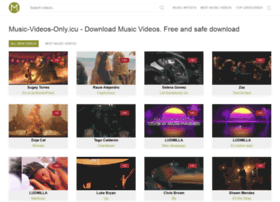 Music-videos-only.icu thumbnail