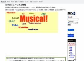 Musical-fan.org thumbnail