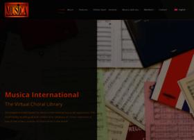 Musicanet.org thumbnail