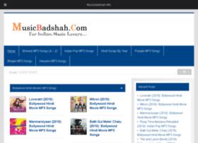 Musicbadshah.info thumbnail