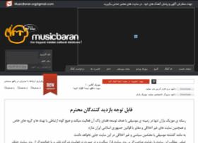 Musicbaran23.org thumbnail