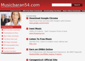 Musicbaran54.com thumbnail