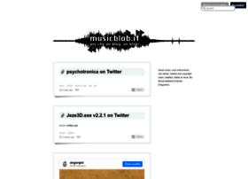 Musicblob.it thumbnail