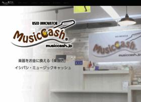Musiccash.jp thumbnail