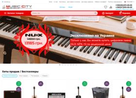 Musiccity.com.ua thumbnail