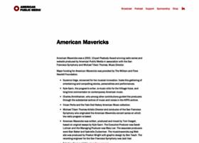 Musicmavericks.org thumbnail
