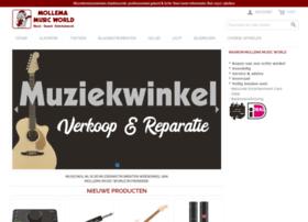 Musicmol.nl thumbnail