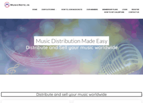Musicnote.in thumbnail
