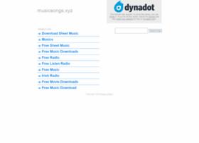 Musicsongs.xyz thumbnail