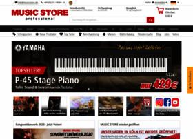 Musicstore.de thumbnail