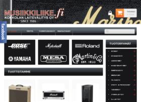 Musiikkiliike.fi thumbnail