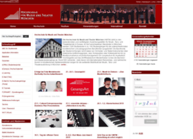Musikhochschule-muenchen.de thumbnail