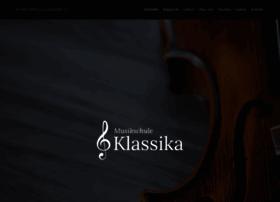 Musikschule-klassika.de thumbnail