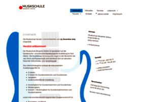 Musikschule-soellner.de thumbnail