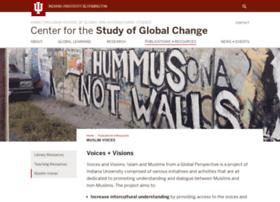 Muslimvoices.org thumbnail