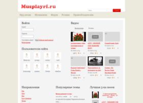 Musplayrf.ru thumbnail