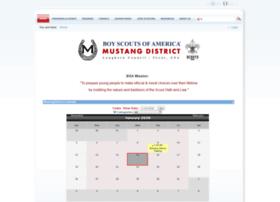 Mustang-district.org thumbnail
