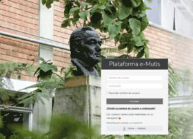 Mutis.urosario.edu.co thumbnail