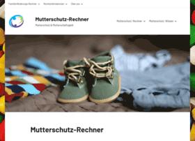 Mutterschutz-rechner.de thumbnail