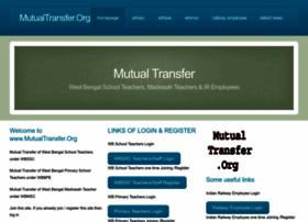 Mutualtransfer.org thumbnail