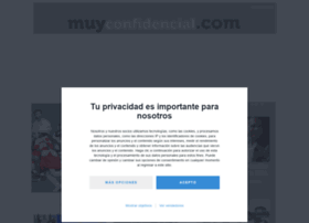 Muyconfidencial.com thumbnail
