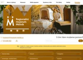 Muzeum-melnik.cz thumbnail