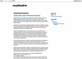 Muzikindirin.blogspot.com thumbnail