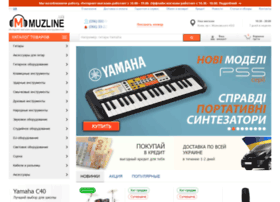 Muzline.ua thumbnail
