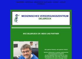 Mvz-delbrueck-dr-meiss-und-partner.de thumbnail