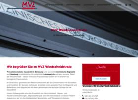 Mvz-windscheidstrasse.de thumbnail