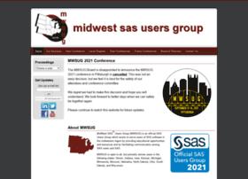Mwsug.org thumbnail