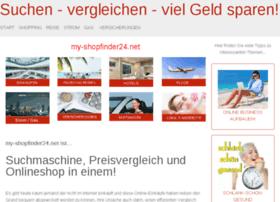 My-shopfinder24.net thumbnail