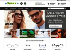 My-spexx.de thumbnail