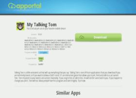 My-talking-tom.apportal.co thumbnail