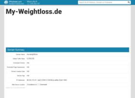 My-weightloss.de.ipaddress.com thumbnail
