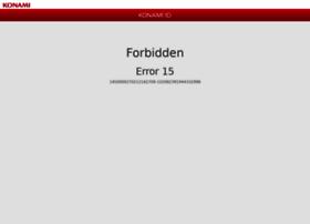 My.konami.net thumbnail