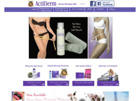 Myactiderm.co.uk thumbnail
