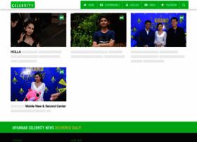 Myanmarcelebrity.com thumbnail