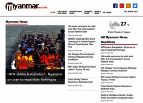 Myanmarnews.net thumbnail