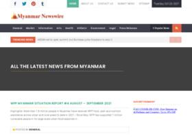 Myanmarnewswire.com thumbnail