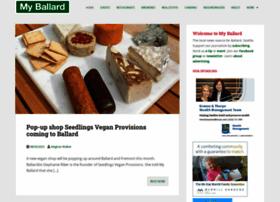 Myballard.com thumbnail